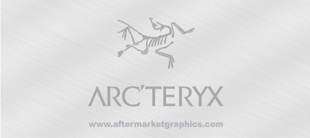 Arc'teryx Gear Decal