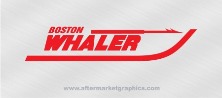Boston Whaler Boats Decals