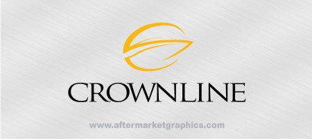 Crownline Boats Decals