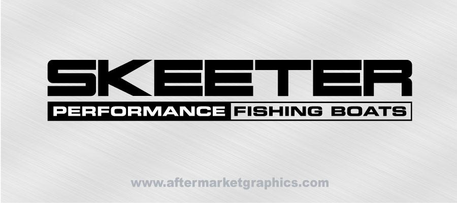 skeeter boats decals 02