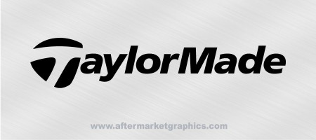 TaylorMade Golf Decal