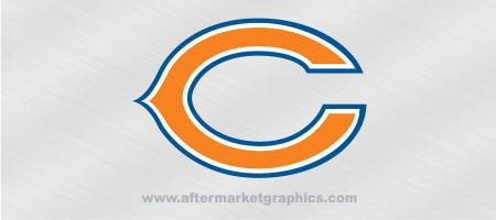 Chicago Bears Decal