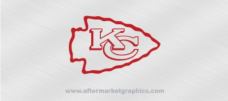 Kansas City Chiefs Decal