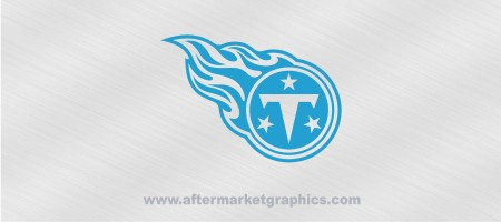 Tennessee Titans Decal