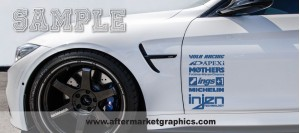 Roush Performance Decals - Pair