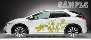 Abstract Body Graphics Design 42