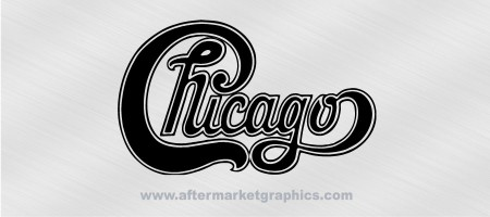 Chicago Decal