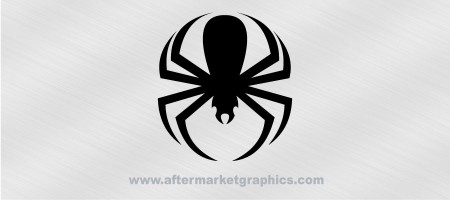 Cold Spider Decal