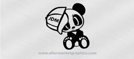 JDM Bear Decal