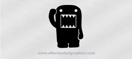 Domo Kun Decal