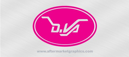 Overwatch Diva Euro Style Decal
