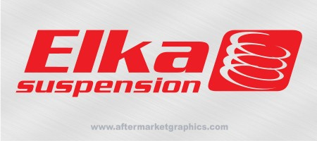 Elka Suspension Decals - Pair