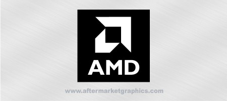 AMD Graphics Decal 01