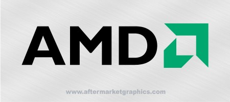 AMD Graphics Decal 02