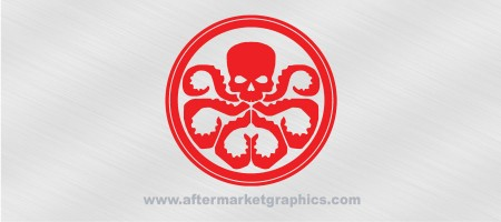 Avengers Hydra Decal
