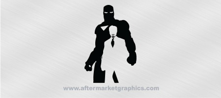 Avengers Iron Man Decal