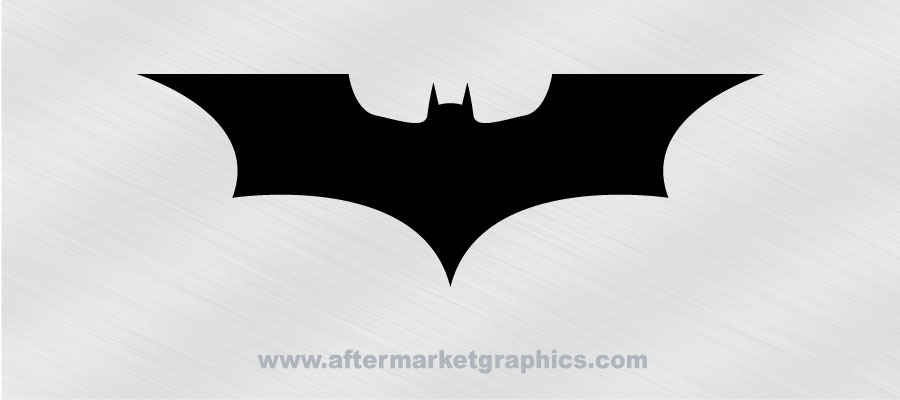 Batman Begins Decals