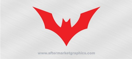 Batman Beyond Decal