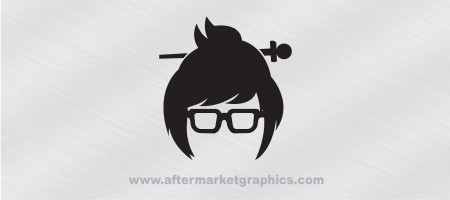 Overwatch Mei Decal