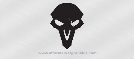 Overwatch Reaper Decal