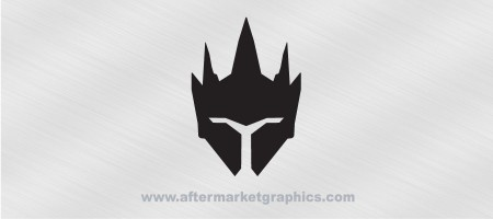 Overwatch Reinhardt Decal