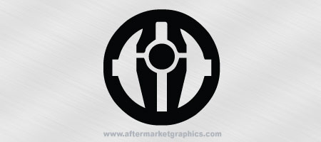 Star Wars Sith Empire Decal