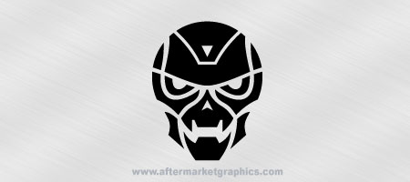 Transformers Qintesson Decal