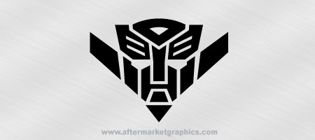 Transformers Cybertron Defense Team Decal