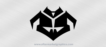 Transformers Emirate Xeon Decal