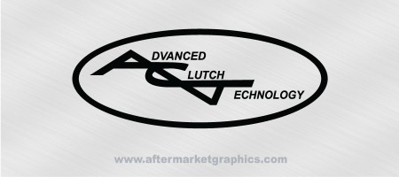 ACT Advanced Clutch Technology Decals 02 - Pair
