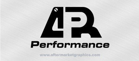 APR Performance Decals- Pair