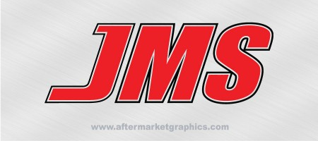 JMS Performance Decals - Pair