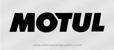 Motul Lubricants Decals - Pair