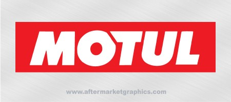 Motul Decals - Pair