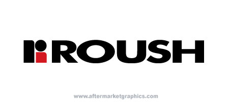 Roush Decals - Pair