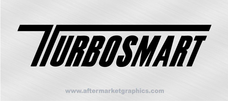 Turbosmart Decals - Pair