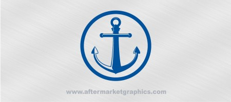 Anchor Decal 03