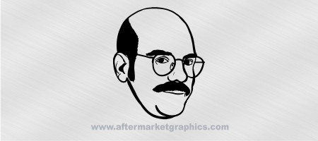 Arrested Development Tobias Decal