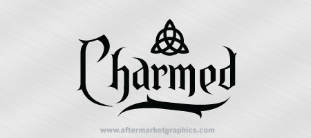 Charmed Triquetra Decal