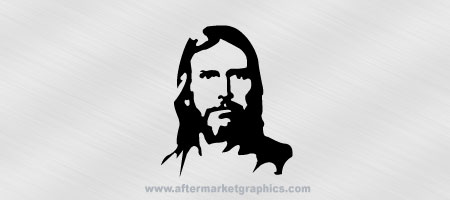Jesus Decal 03